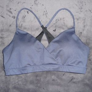 NWOT Manduka Tear Drop Sports Bra L